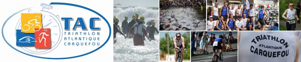 TRIATHLON ATLANTIQUE CARQUEFOU